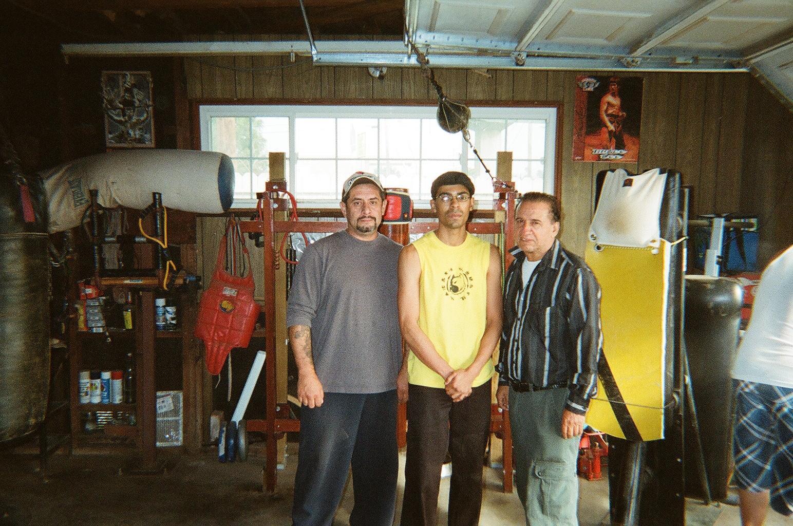 Richard, Felix, and Robert