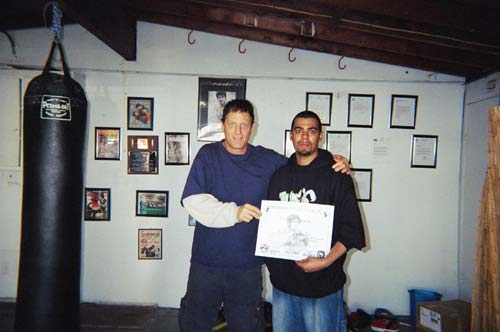 Sifu Paul Vunak and I